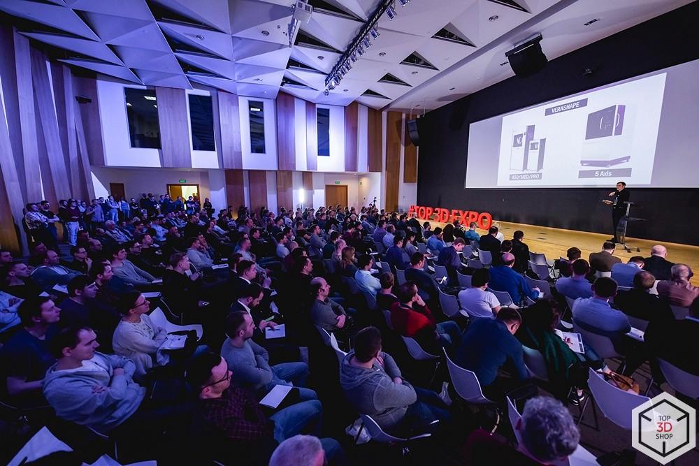 «Top 3D Expo. Цифровое образование 2018» 21 сентября в «Технополисе Москва» - 12
