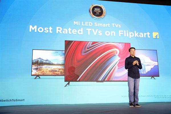Xiaomi уже лидирует на рынке телевизоров Китая, намереваясь возглавить рынок Индии