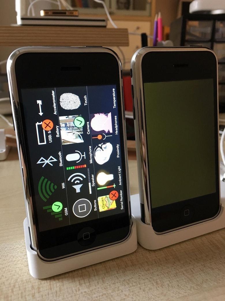На eBay продаётся редчайший прототип оригинального iPhone - 2