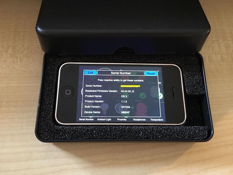 На eBay продаётся редчайший прототип оригинального iPhone - 1