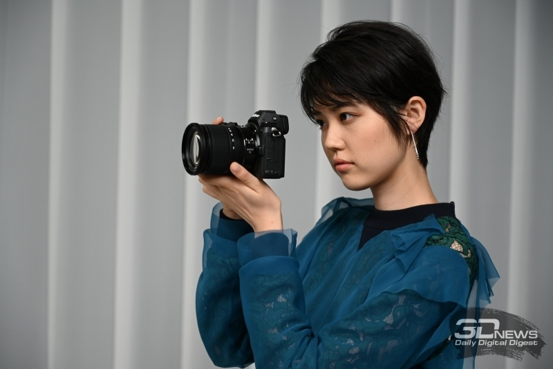 Новая статья: Полнокадровые беззеркальные камеры Nikon Z6 и Z7: первые впечатления