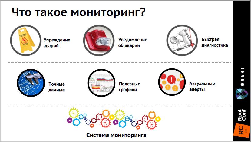 Разбор доклада Дмитрия Столярова о мониторинге Kubernetes - 3
