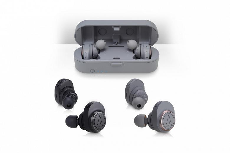 Audio-Technica представила свои первые полностью беспроводные наушники
