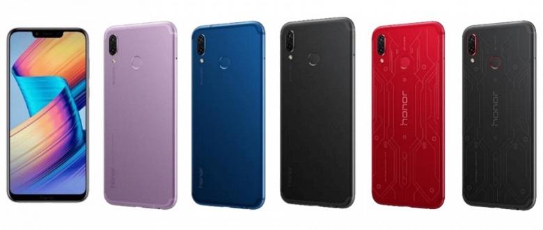 Huawei выпустила смартфон Honor Play в Европе - 2