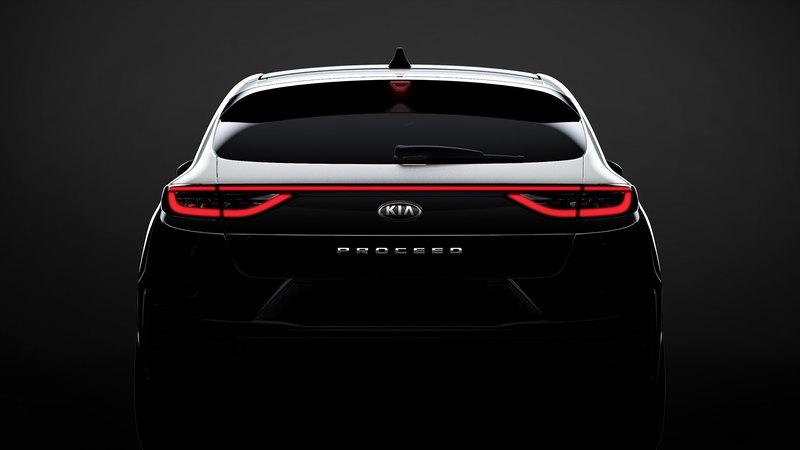 Kia представит молодёжный универсал (в стиле Porsche) - 2