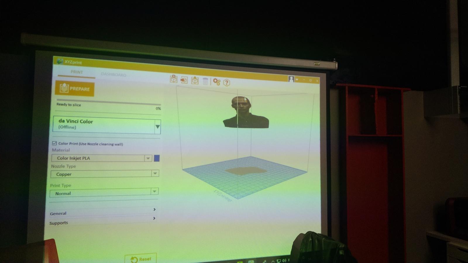 Цветной 3D-принтер Da Vinci. Фоторепортаж с презентации Компании XYZprinting - 23