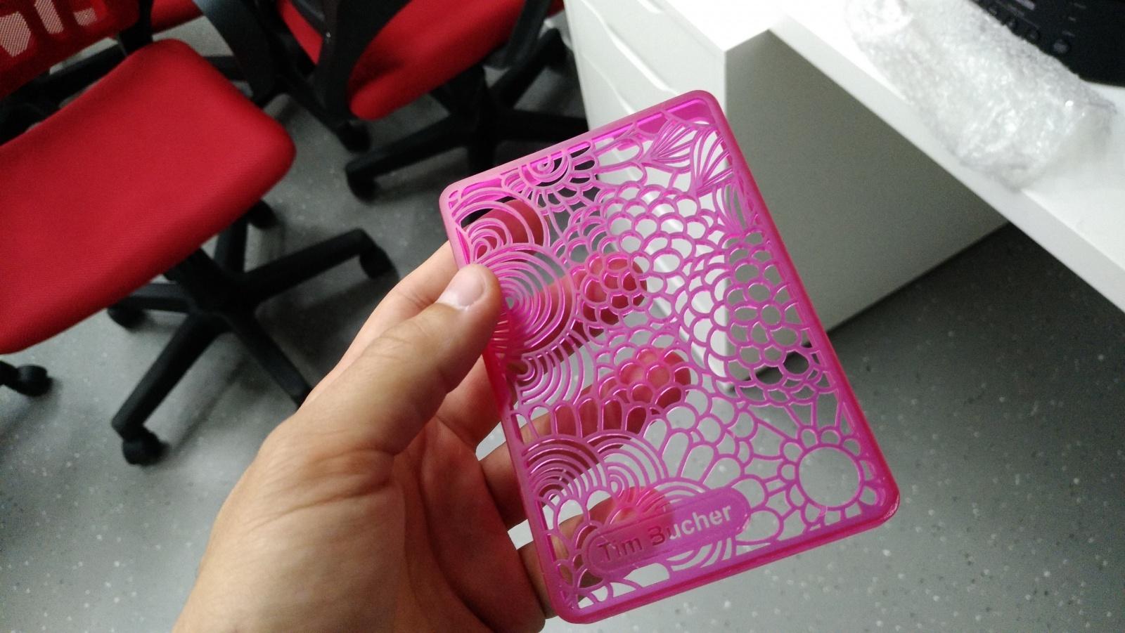 Цветной 3D-принтер Da Vinci. Фоторепортаж с презентации Компании XYZprinting - 8