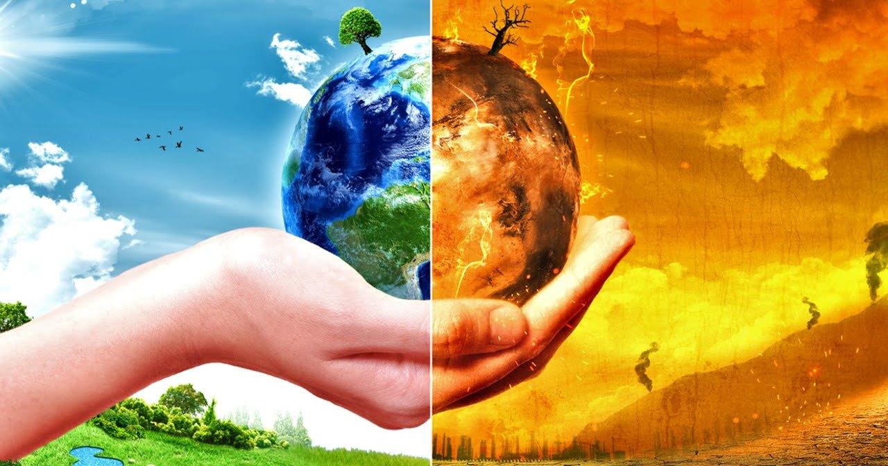 Для торможения глобального потепления осталось 17 лет