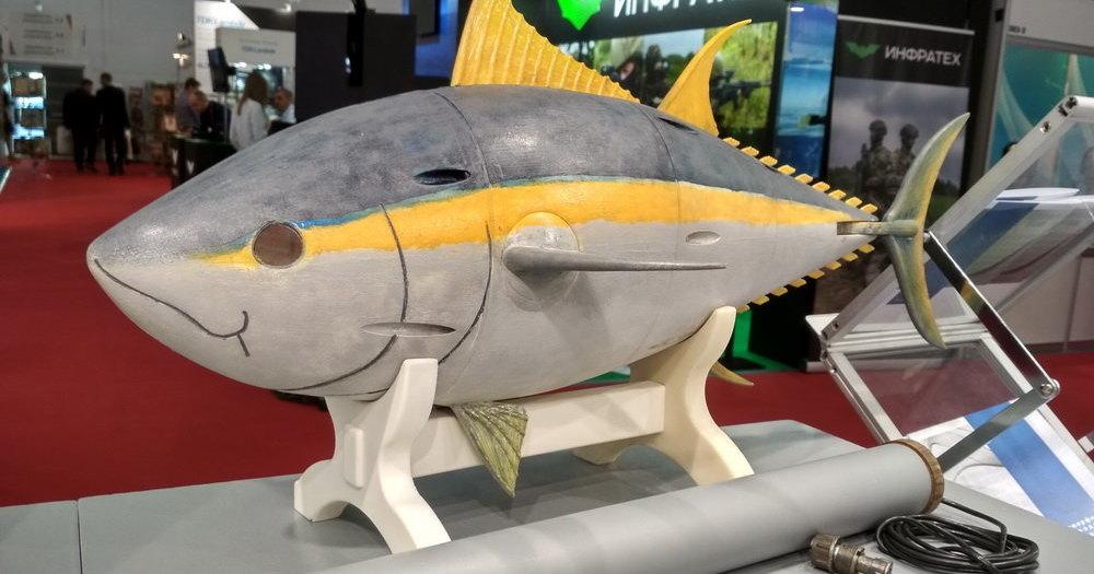 Нижегородские конструкторы построили подводный беспилотник