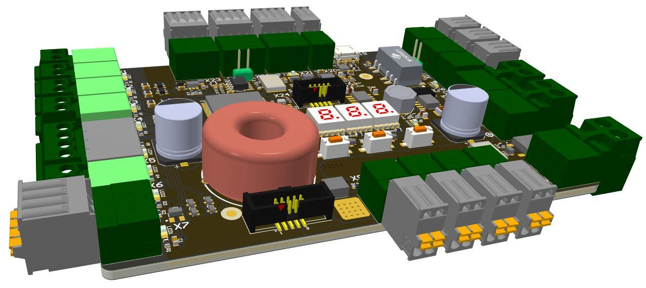 Опыт портирования Arm Mbed OS на специализированный контроллер - 1