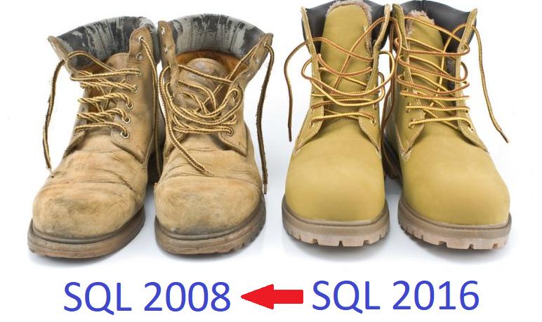 Перенос базы данных в более старую версию MS SQL Server - 1