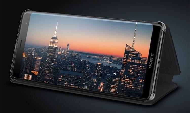 Смартфон Sony Xperia XZ3 получил дисплей OLED QHD+ HDR размером 6 дюймов