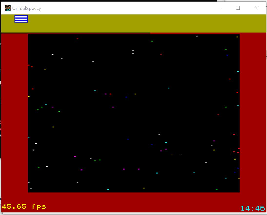 Создание 1k intro Chaos для ZX-Spectrum - 4