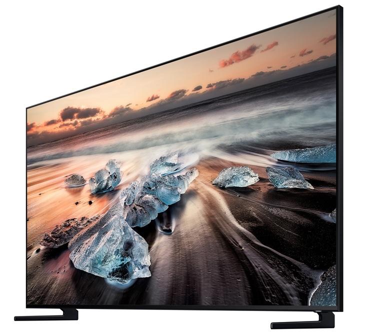 Телевизоры Samsung Q900R QLED 8K поступят в продажу в конце сентября
