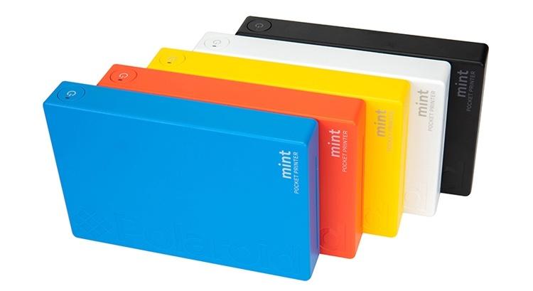 IFA 2018: серия портативных решений для мгновенной фотопечати Polaroid Mint