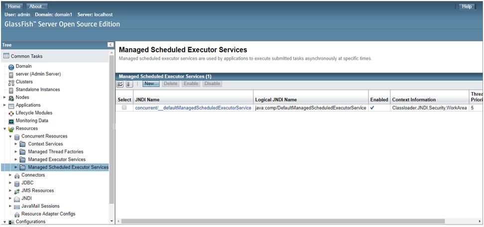 Java EE Concurrency API - 5