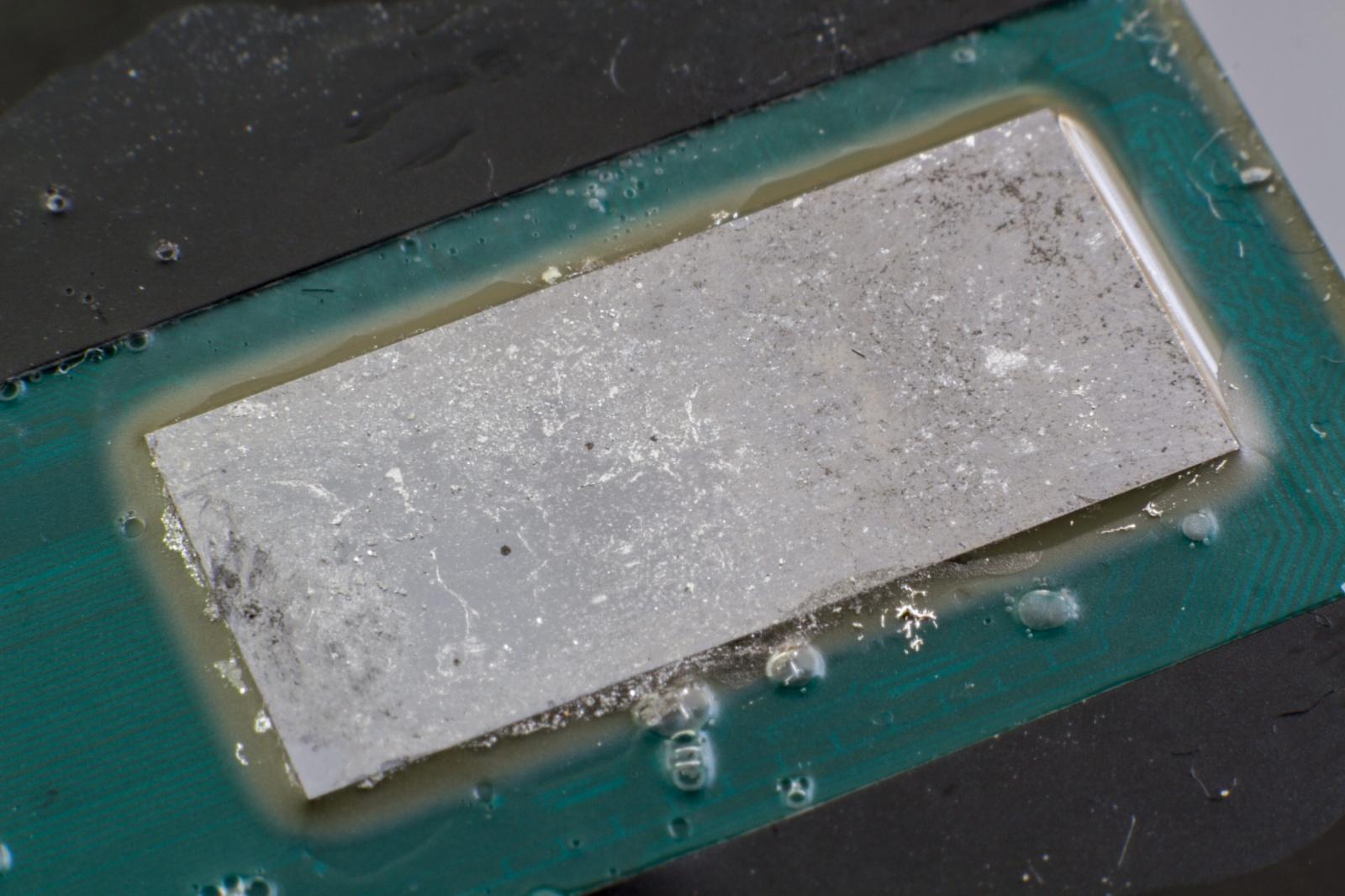 Жидкий металл в ноутбуке спустя полгода - 6