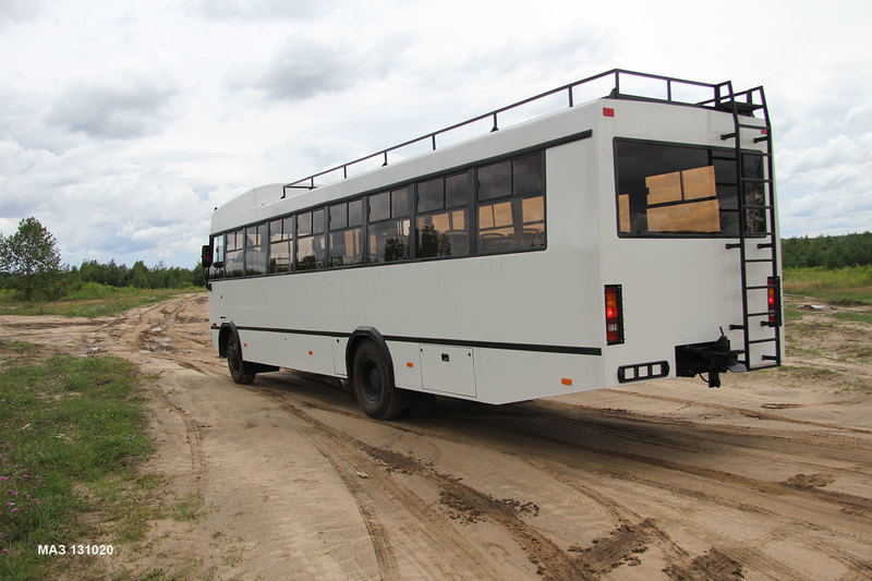 МАЗ снова сделает «самый нестандартный автобус всех времён» - 3