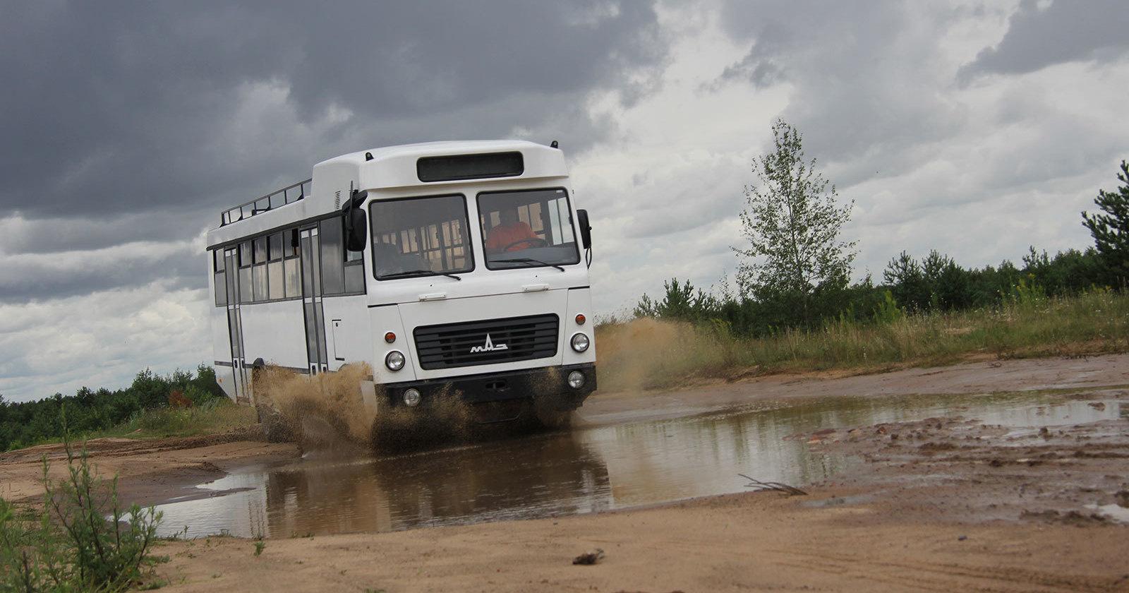 МАЗ снова сделает «самый нестандартный автобус всех времён»