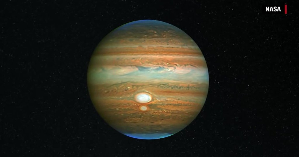 На Юпитере найдена вода