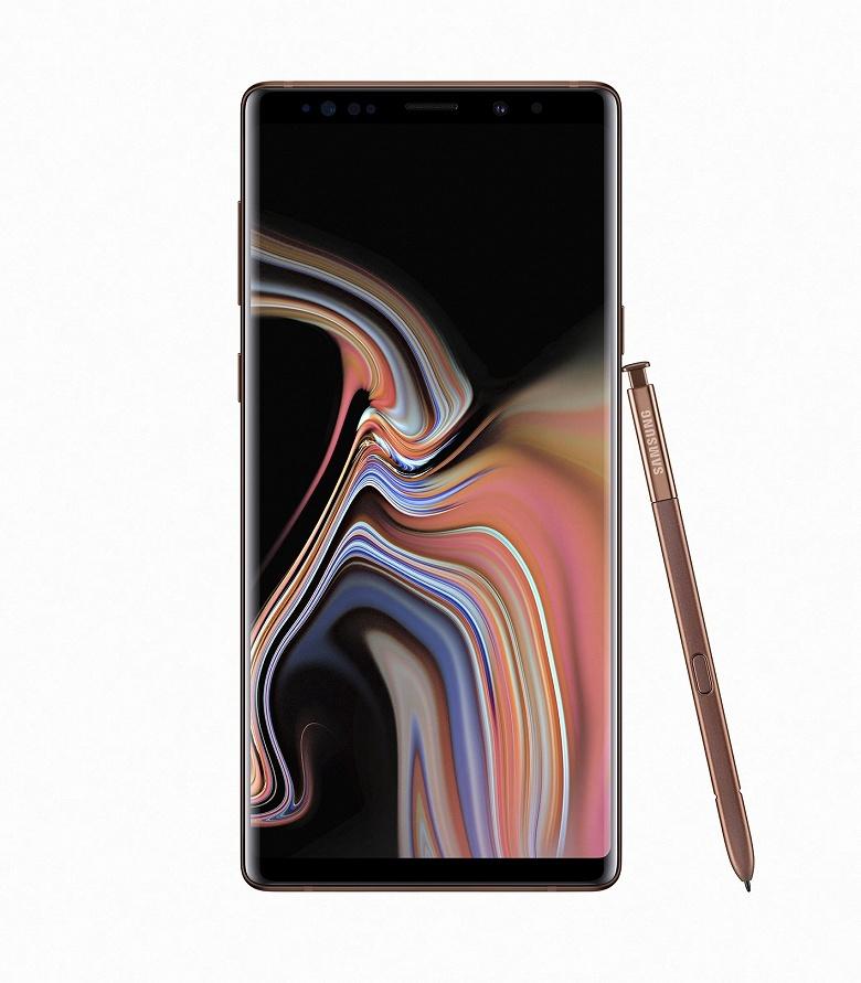 Начались официальные продажи Samsung Galaxy Note 9 в России - 2