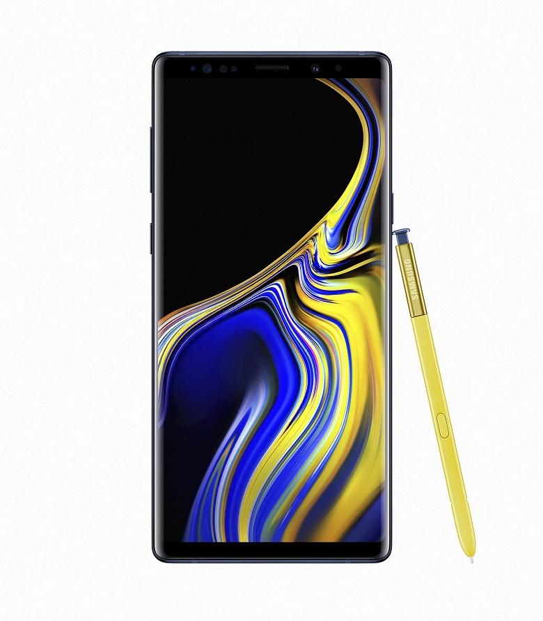 Начались официальные продажи Samsung Galaxy Note 9 в России - 1