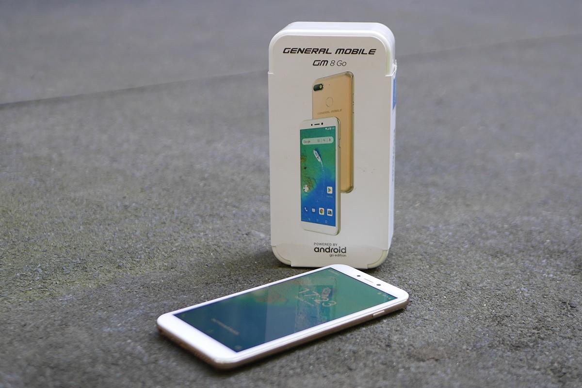 Обзор смартфона General Mobile GM8 Go: турецкий бюджетник с Android 8.1 Oreo Go Edition - 1