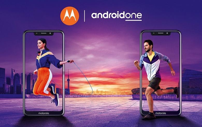 Представлены смартфоны Motorola One и One Power - 1
