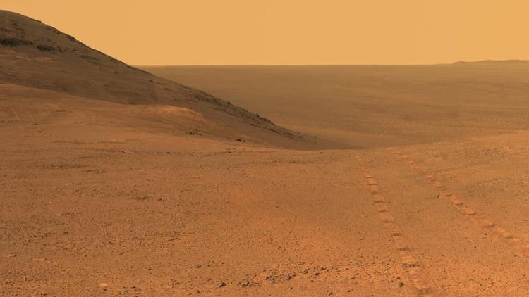 Марсоход Opportunity вскоре получит шанс возобновить работу