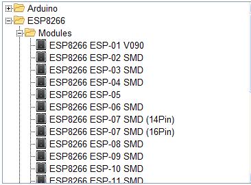 Новые возможности FLProg – ESP8266 как контроллер, а не модем - 3