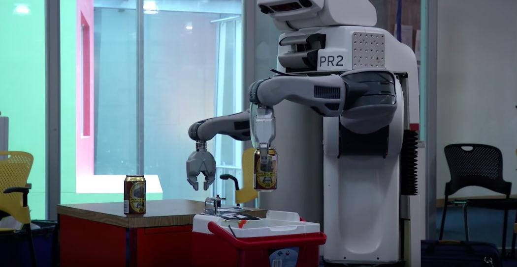 Сенат не хочет, чтобы роботы отвлекались на пиво. А про что еще писать в пятницу? - 1