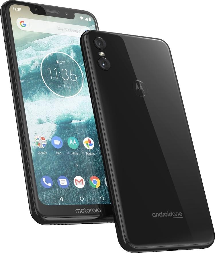 Смартфоны Motorola One и One Power получили двойную камеру и экран с вырезом