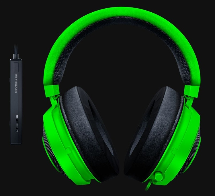 Razer Kraken Tournament Edition: гарнитура с поддержкой THX Spatial Audio