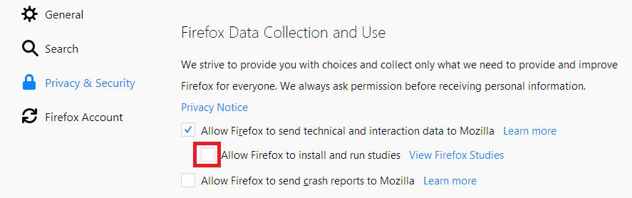 Firefox будет по умолчанию блокировать слежку за пользователями - 2