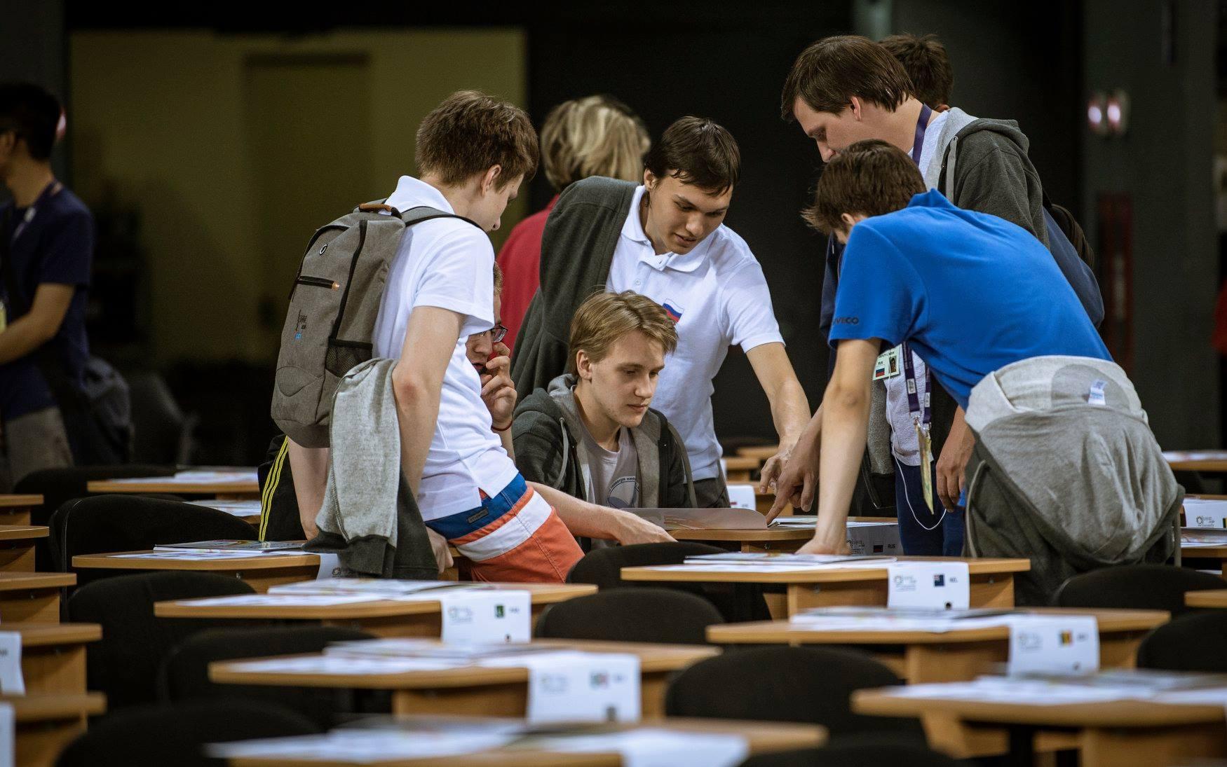 Интервью с победителями 59-й Международной Математической Олимпиады - 3