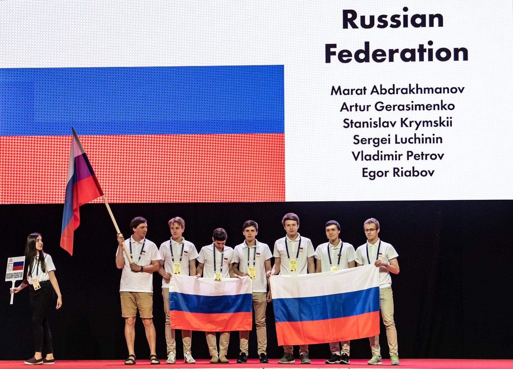Интервью с победителями 59-й Международной Математической Олимпиады - 1