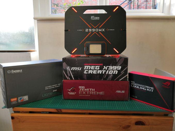 Монстры после каникул: AMD Threadripper 2990WX 32-Core и 2950X 16-Core (часть 2) - 2