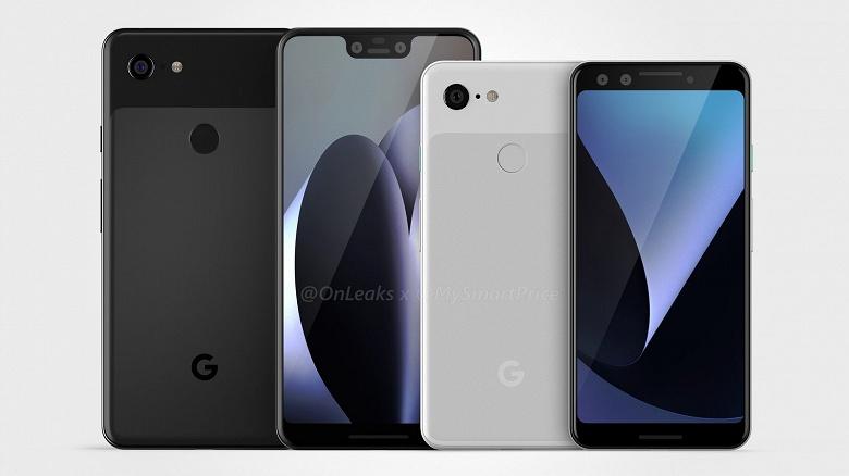 Смартфоны Google Pixel 3 и Pixel 3 XL прошли сертификацию в США - 1