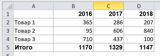 Выгружаем данные в Excel. Цивилизованно - 7