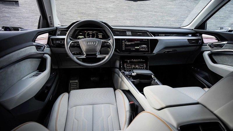 Audi приступила к производству электромобиля