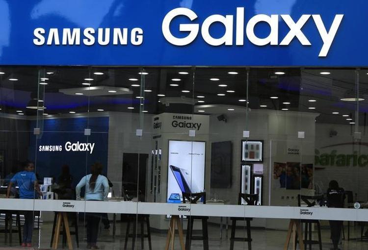 Samsung приписывают намерение выпустить смартфон с четверной камерой
