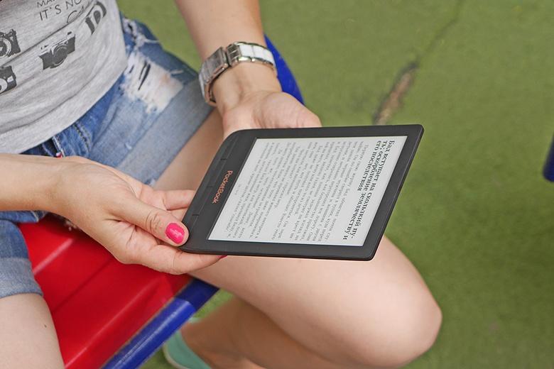 Обзор ридера PocketBook 627: средний класс с подсветкой, Wi-Fi и облачным сервисом - 15