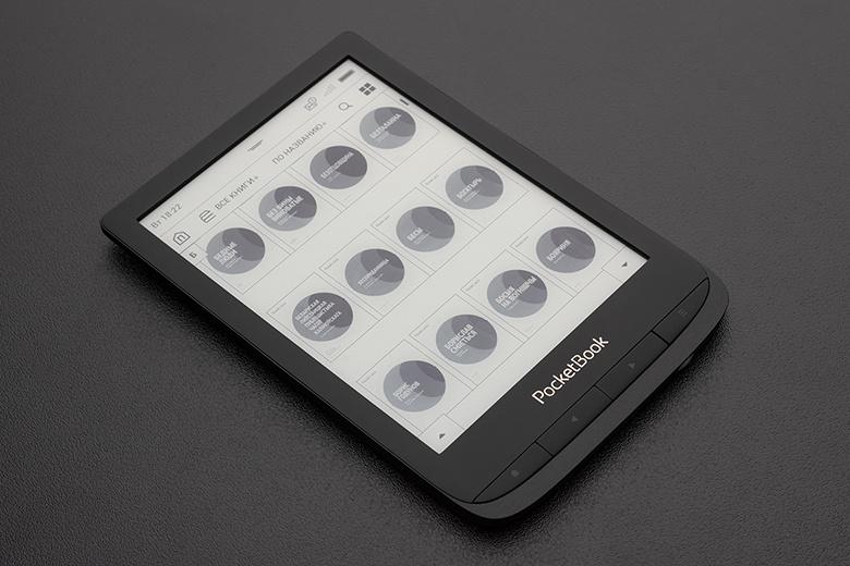 Обзор ридера PocketBook 627: средний класс с подсветкой, Wi-Fi и облачным сервисом - 4