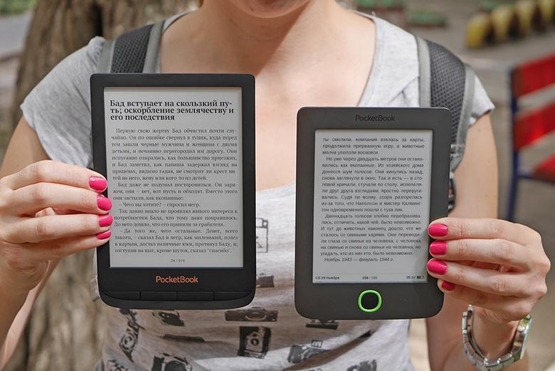 Обзор ридера PocketBook 627: средний класс с подсветкой, Wi-Fi и облачным сервисом - 7