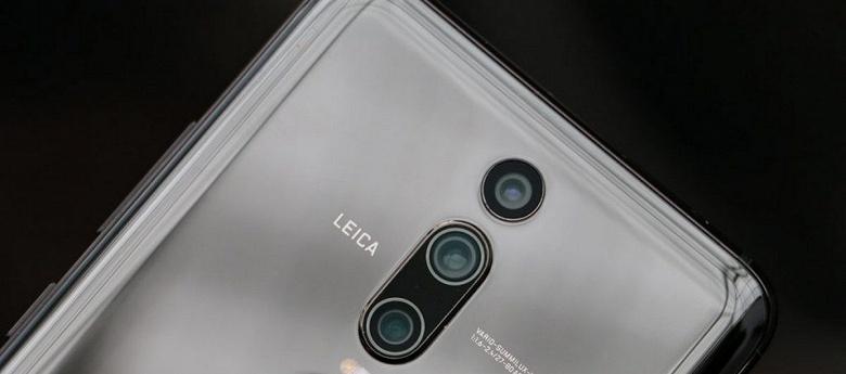 Производители смартфонов готовятся к массовому внедрению тройных камер в свои устройства