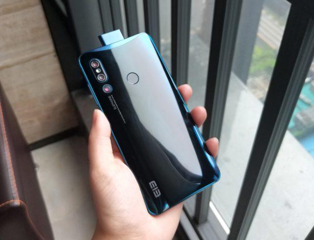Смартфон Elephone U2 получил сдвоенную выдвижную камеру для селфи - 2