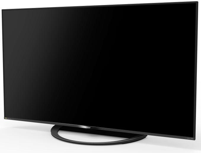 В новую линейку 8К-телевизоров Sharp вошли модели с экранами диагональю 60, 70 и 80 дюймов