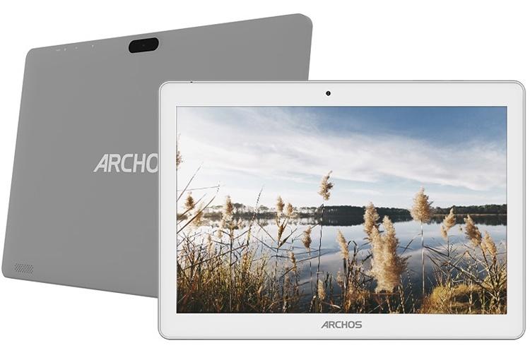 Archos Oxygen 101 4G: планшет с поддержкой беспроводной подзарядки и LTE