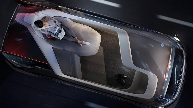 Volvo показала беспилотник будущего, в котором можно жить - 3