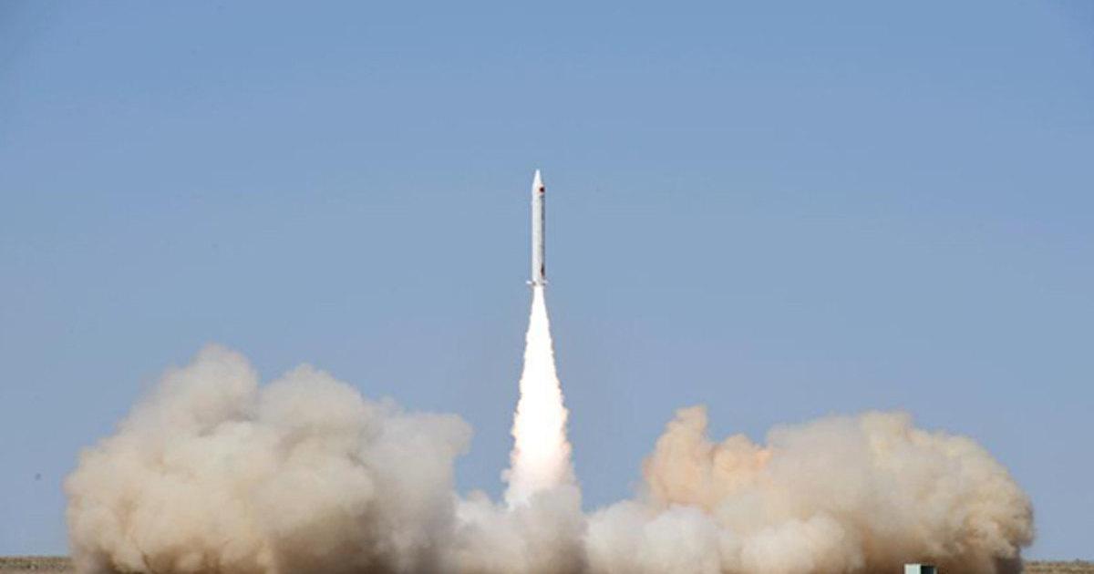 Частная китайская компания впервые вывела на орбиту спутник
